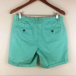GAP Shorts - ☕️ 5/$20 Gap Cuffed Mint Shorts